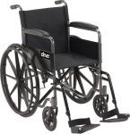 Silver Sport Manual Wheelchair